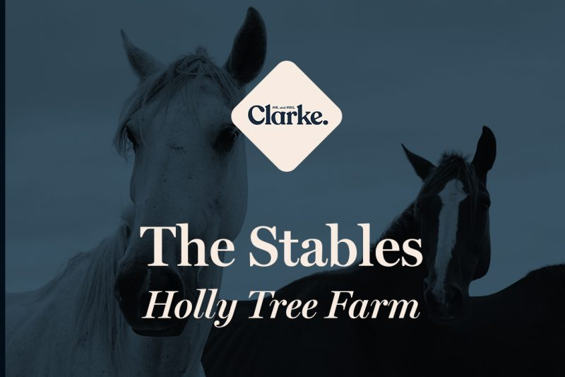 More about The Stables, Holly Tree Farm with estate agent Mr and Mrs Clarke