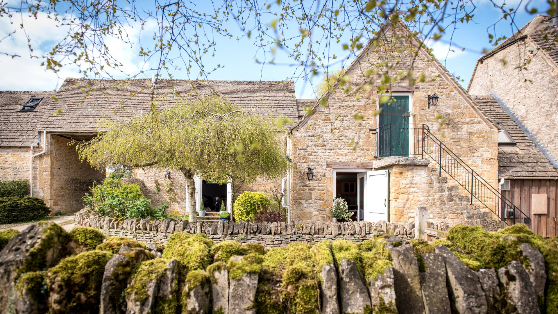 Rectory Barn, Broadwell for sale with Mr and Mrs Clarke estate agent