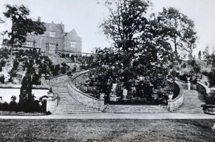 The mansion where the Allies plotted against Adolf Hitler