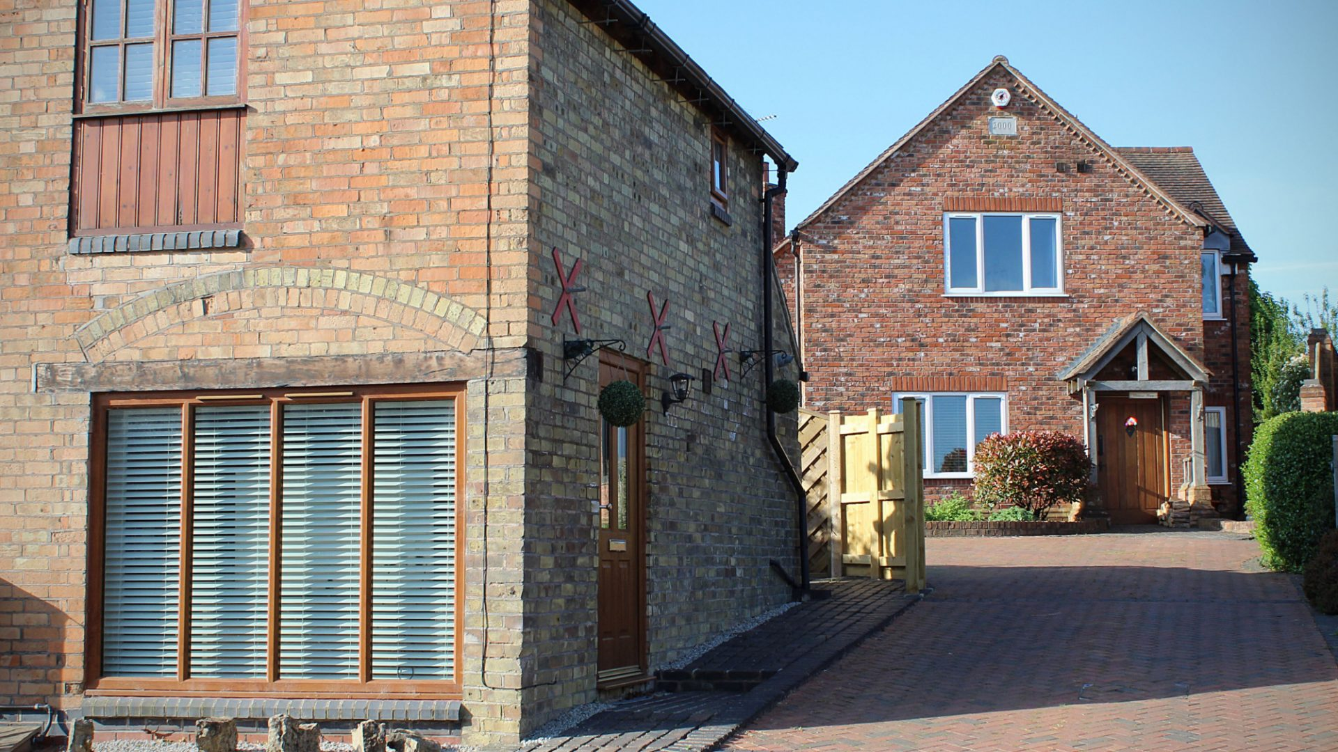 Chestnut House and Coach House, Birdingbury for sale with Mr and Mrs Clarke estate agent