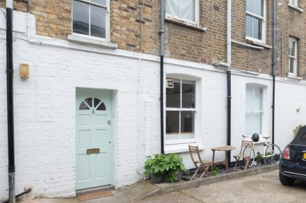 Virginia Mews, Shoreditch