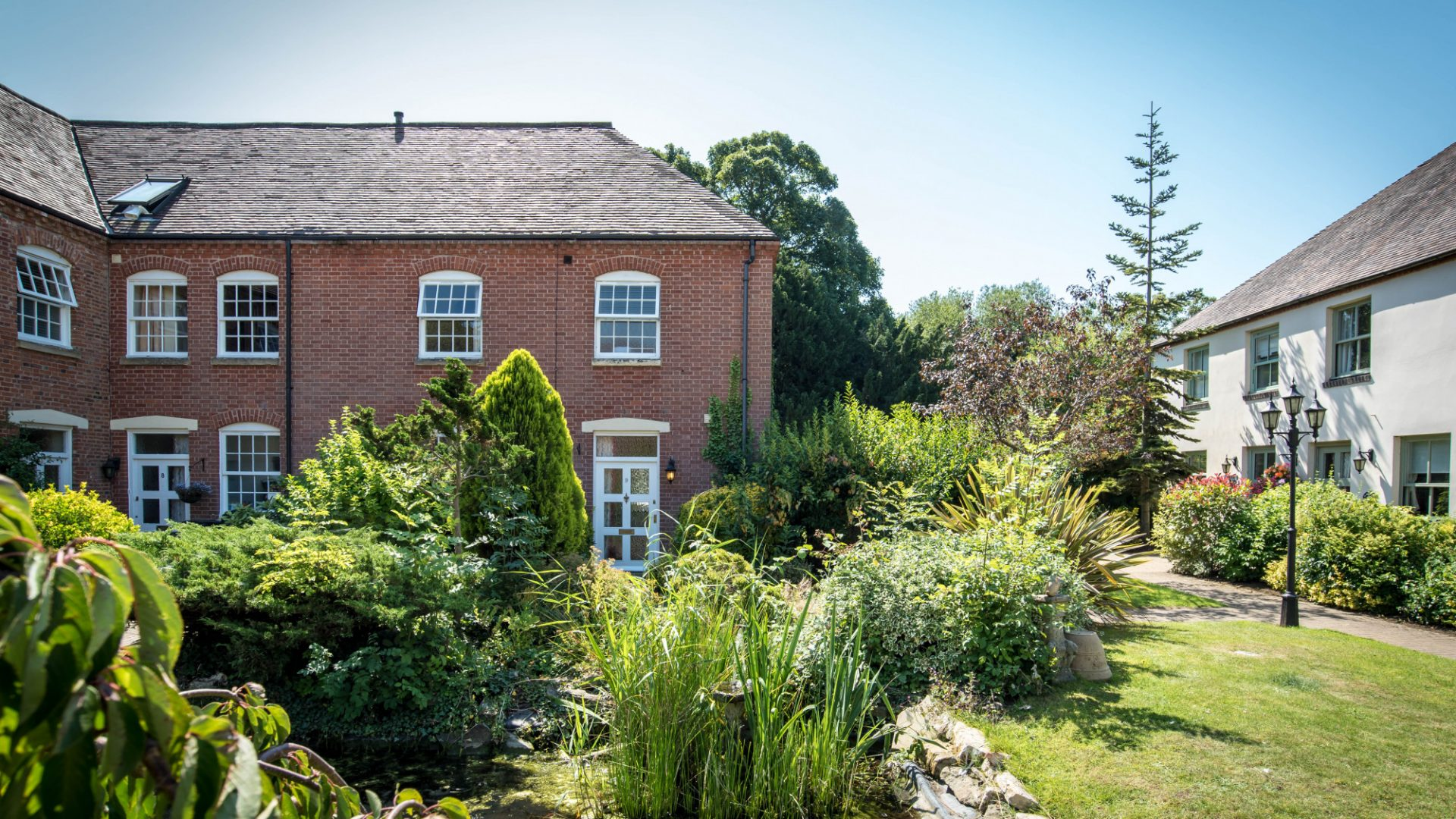 Strensham Court Mews, Worcester for sale with Mr and Mrs Clarke estate agent
