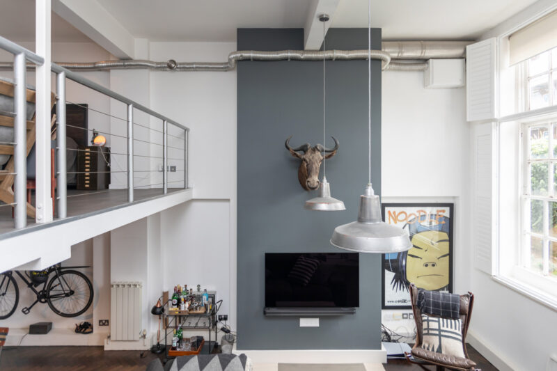 More about Park Lofts, Clapham with estate agent Mr and Mrs Clarke