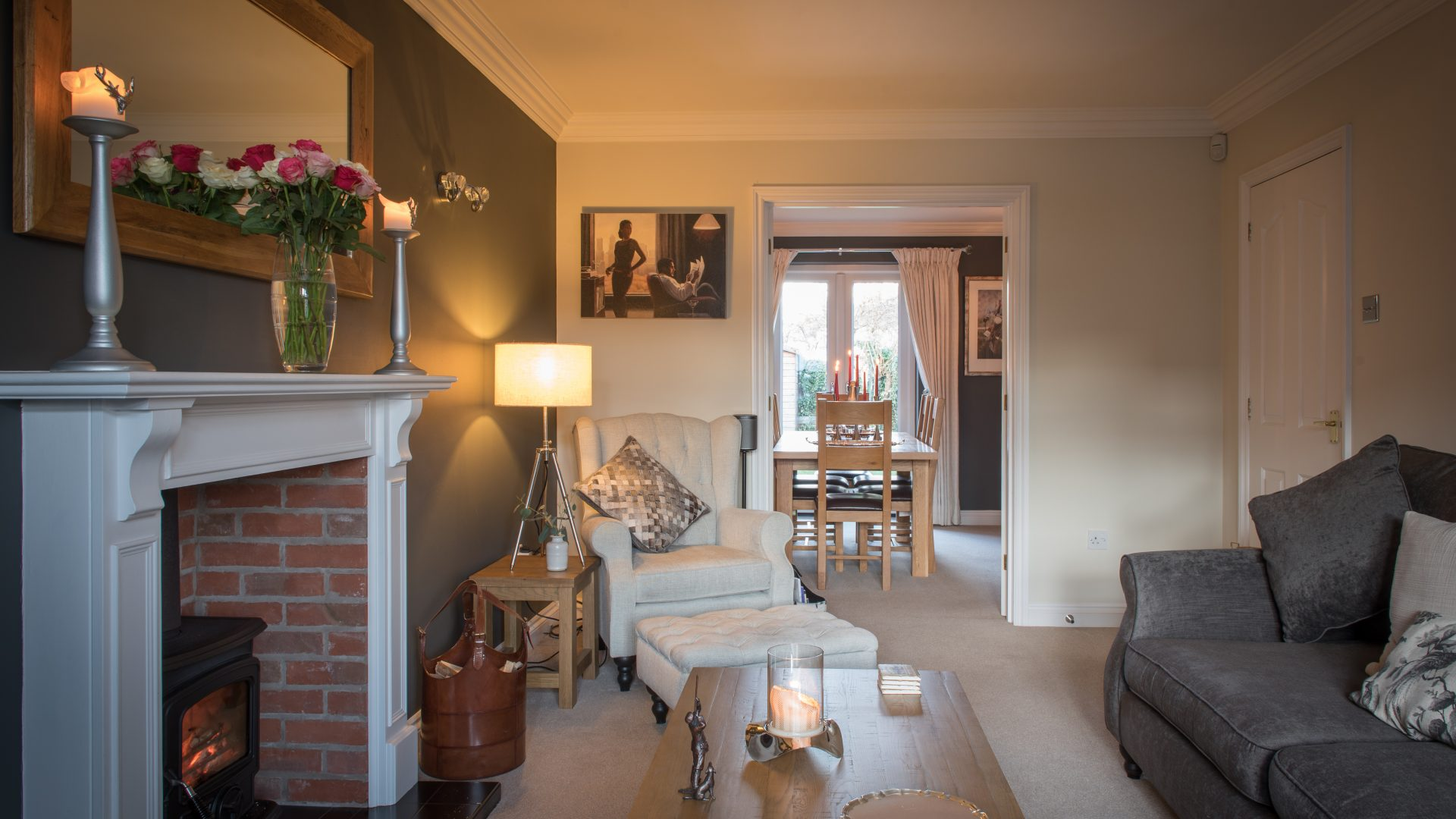 Lapworth Oaks, Lapworth for sale with Mr and Mrs Clarke estate agent