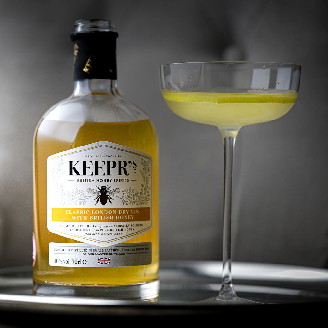 keepr honey cocktail