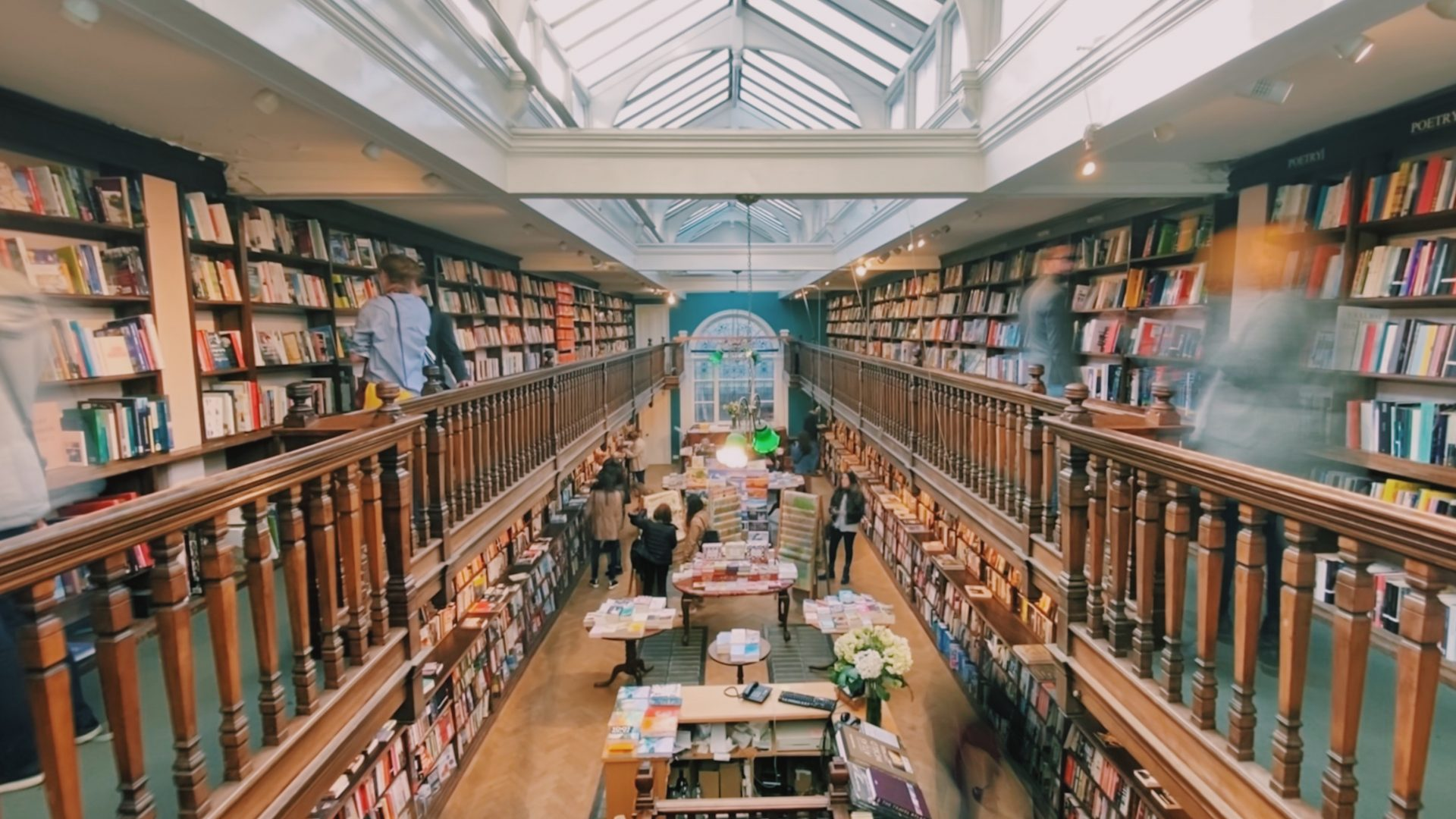 daunt books marylebone