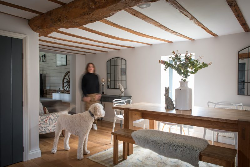 More about Finglesham Barn, Deal with estate agent Mr and Mrs Clarke