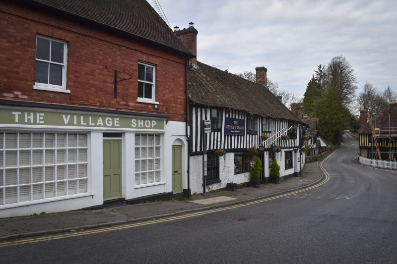 More about Trycewell Lane, Ightham with estate agent Mr and Mrs Clarke