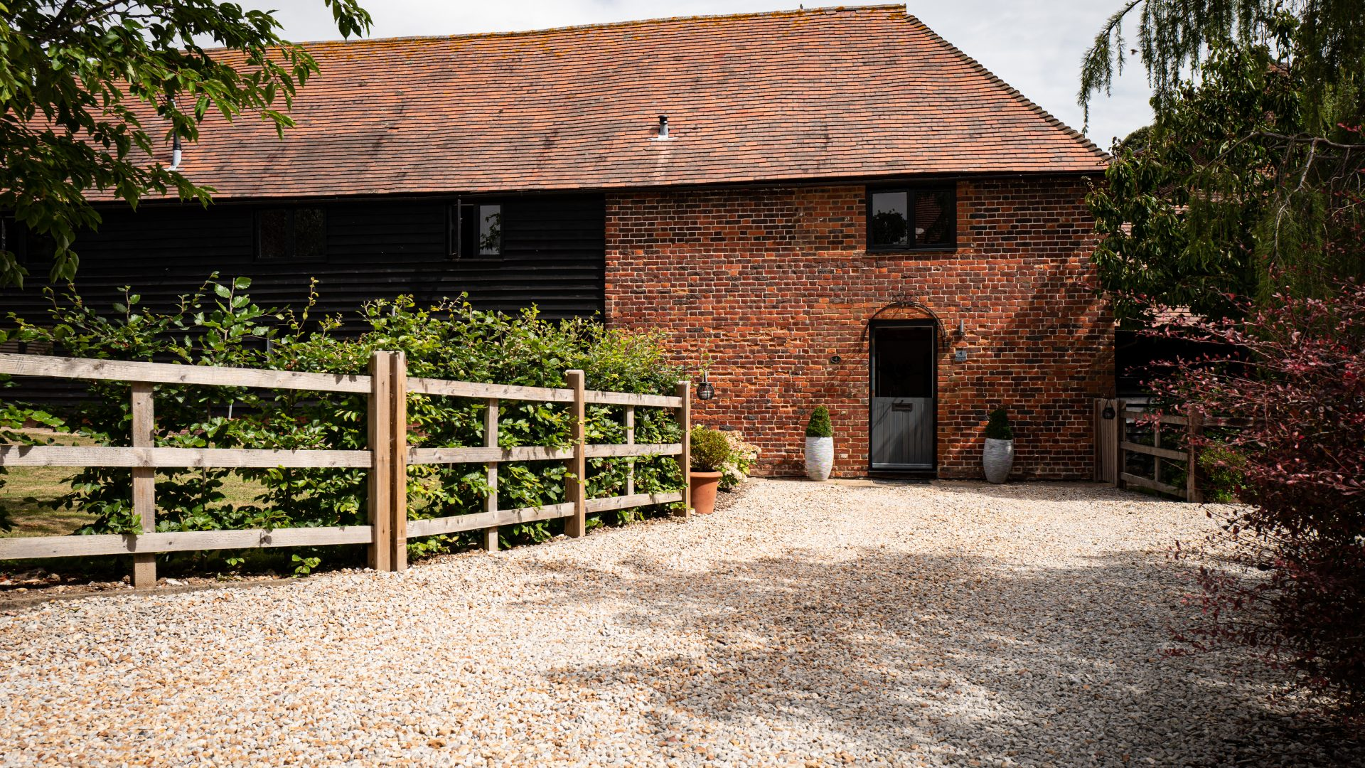 Finglesham Barn, Deal for sale with Mr and Mrs Clarke estate agent
