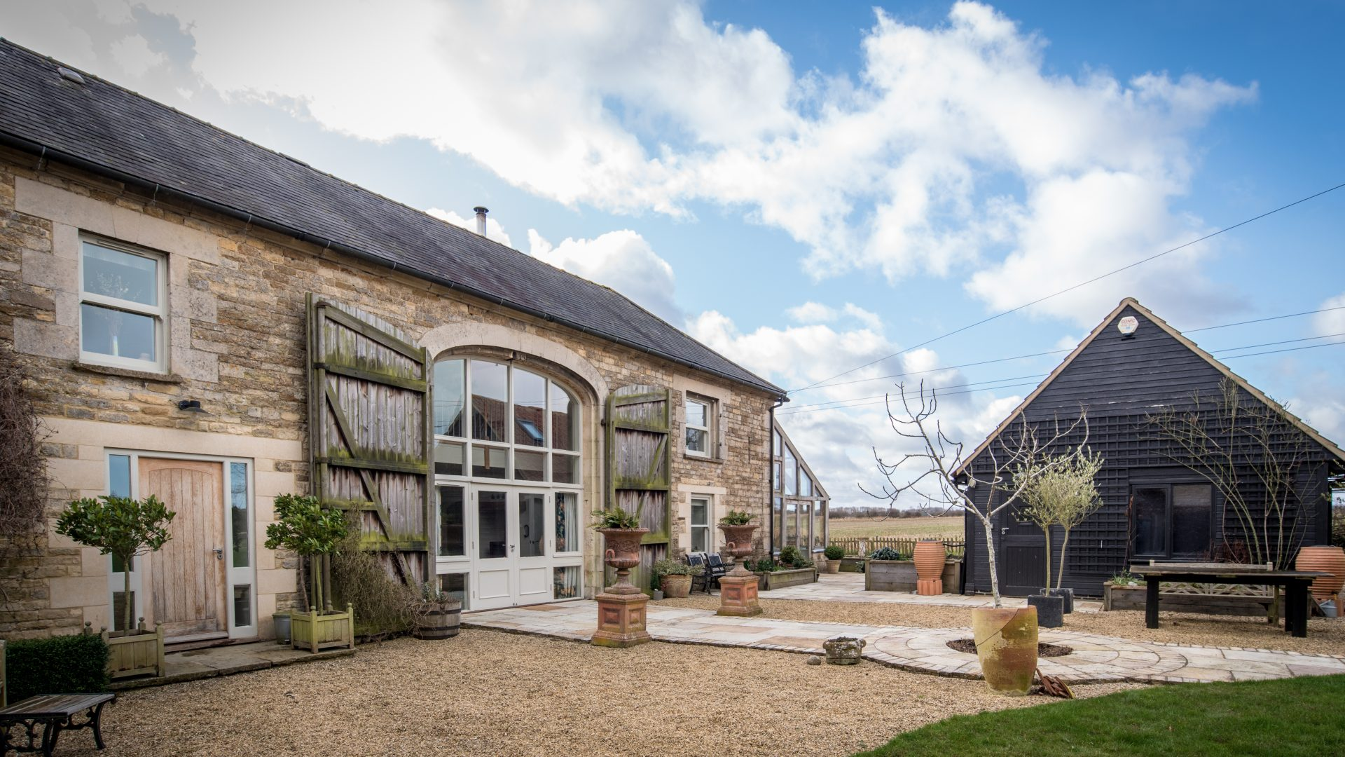 North Barn, Barnsdale for sale with Mr and Mrs Clarke estate agent