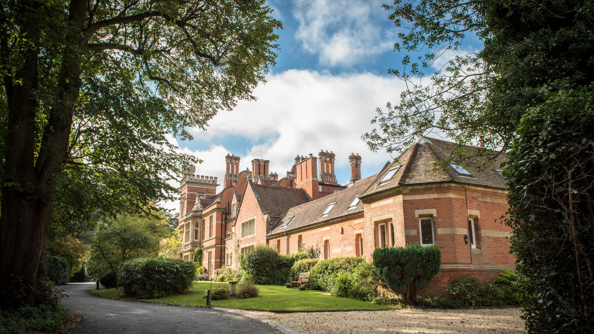 Chadwick Manor, Knowle for sale with Mr and Mrs Clarke estate agent