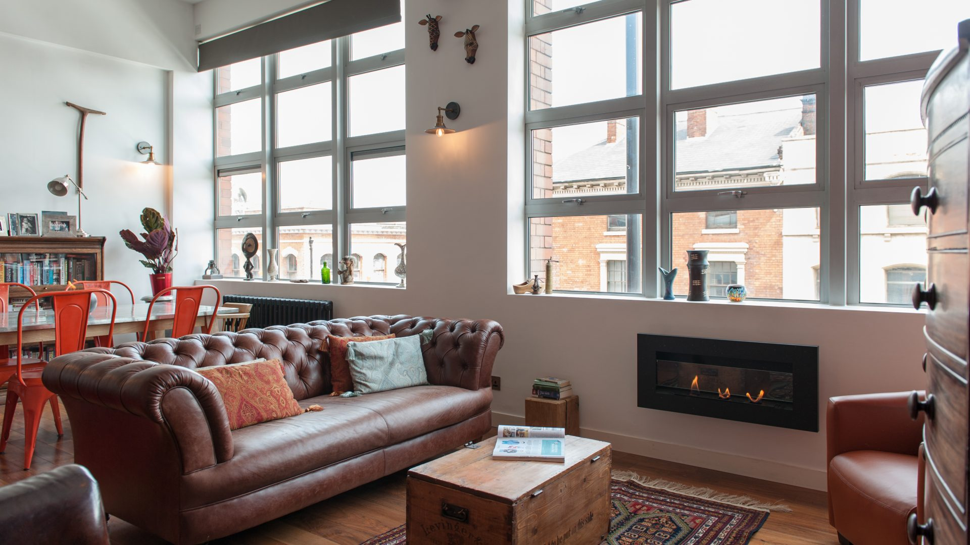 No. 1 New Hampton Lofts, Jewellery Quarter for sale with Mr and Mrs Clarke estate agent