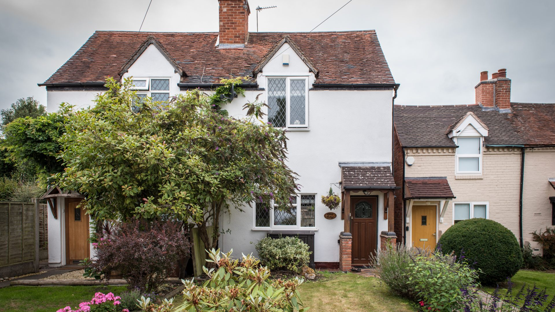 Olivia Cottage, Hockley Heath for sale with Mr and Mrs Clarke estate agent
