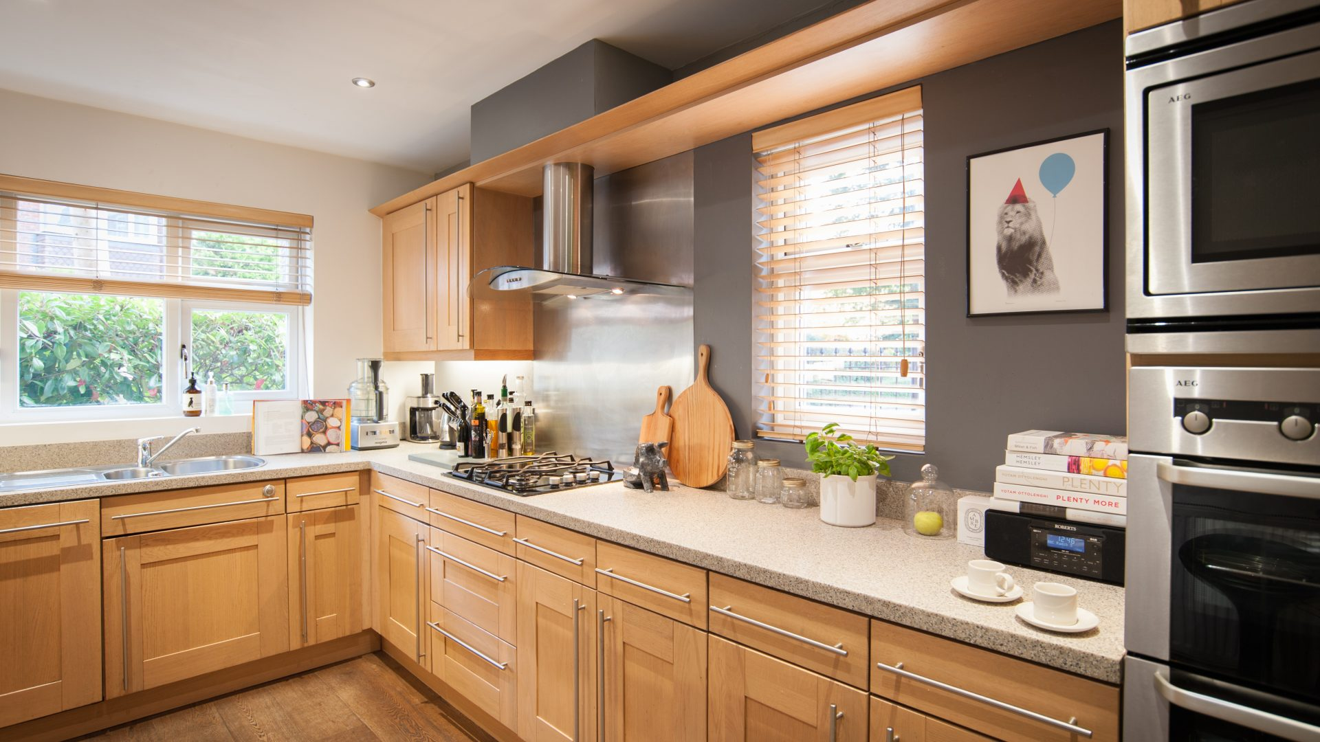 Peterhouse Mews, Moseley for sale with Mr and Mrs Clarke estate agent