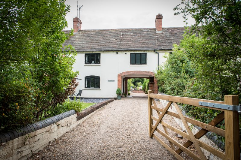 More about The Archway, Beoley with estate agent Mr and Mrs Clarke